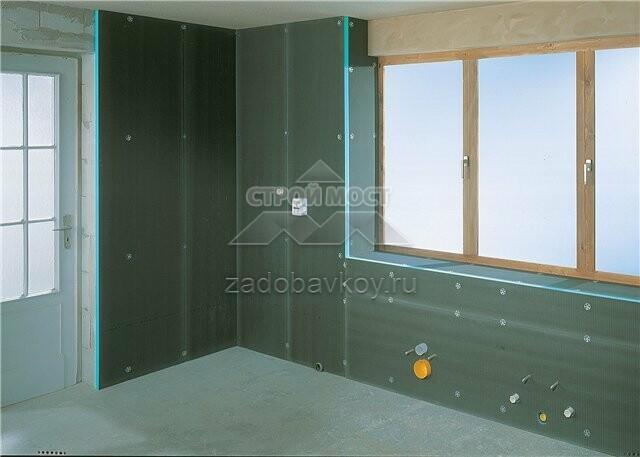 Внутренняя гидроизоляция стен