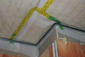 Как сделать гидроизоляцию потолка 862