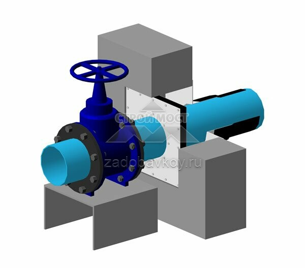 герметизация инженерных коммуникаций