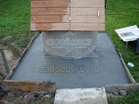 формы из торкрет бетона