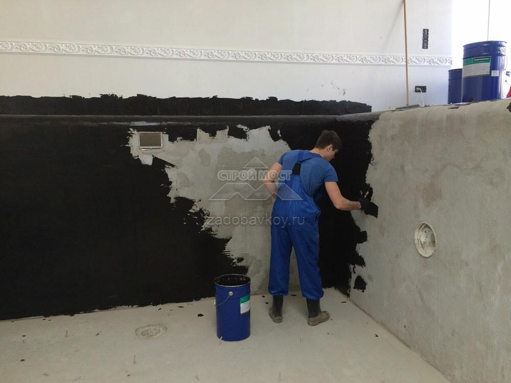 Теплоизоляция стен внешняя