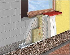 Утепление и гидроизоляция дома