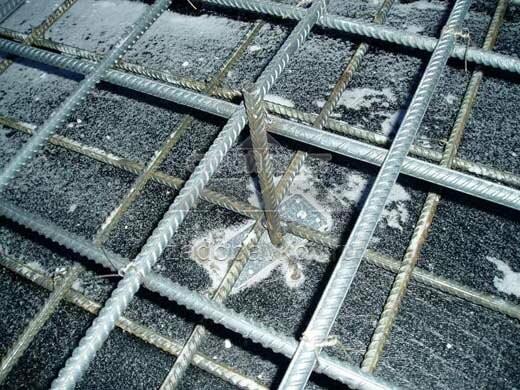гидроизоляция монолитной плиты