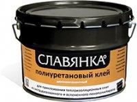 СЛАВЯНКА® клей полиуретановый 2 компонентный