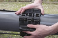 Опорно-направляющие кольца из сегментов тип GKO mk