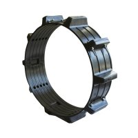Опорно-направляющие кольца из сегментов тип МА
