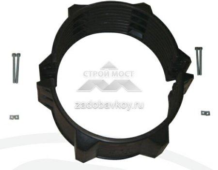Опорно-направляющие кольца из 2-х полуколец тип PA/PE