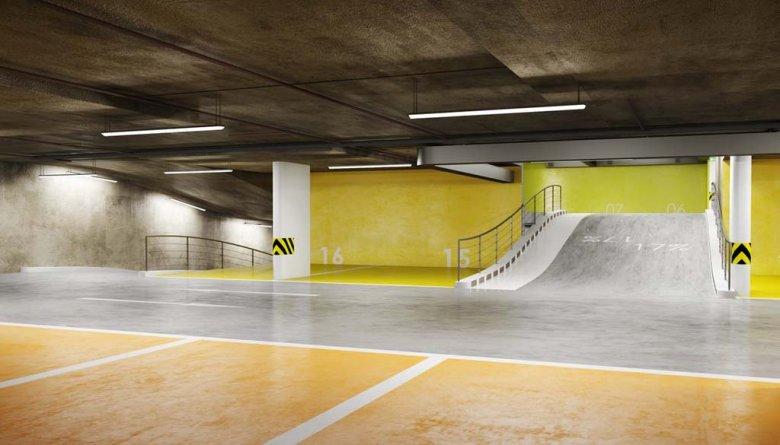 Гидроизоляция подземного паркинга или гаража мастикой